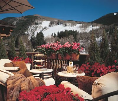 The Lodge At Vail Room Balcony