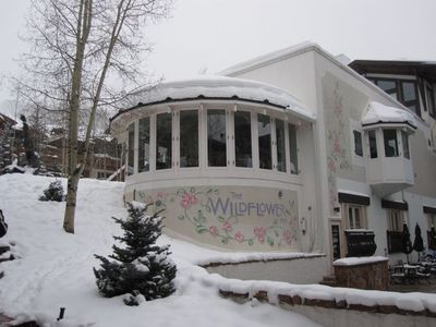 The Wildflower Restaurant Gluten Free Vail
