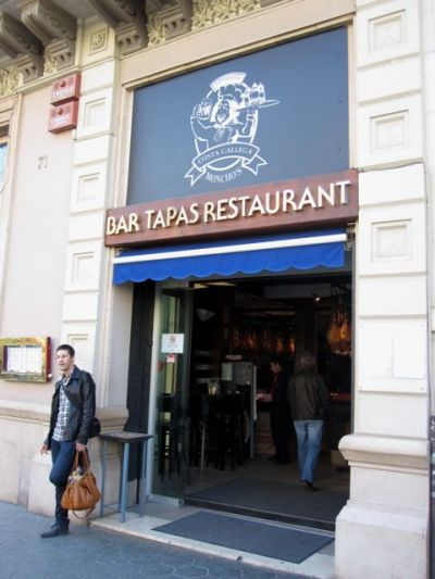 Barcelona Bar Tapas Restaurant