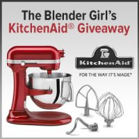 The Blender Girls KitchenAid Giveaway