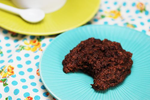 Gluten-free chocolate scone 2
