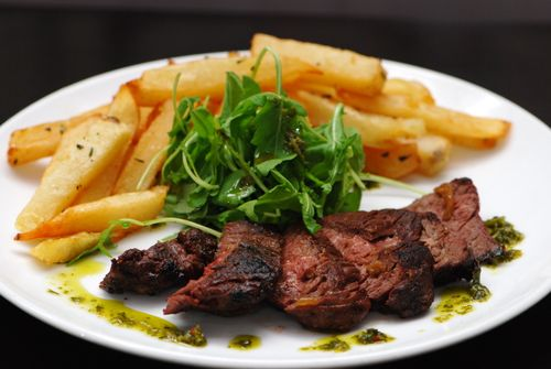 Friedman's Steak Frites