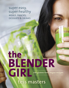 Blender Girl Cover