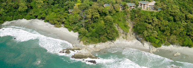 Gluten-Free Costa Rica - Arenas del Mar Cliff View