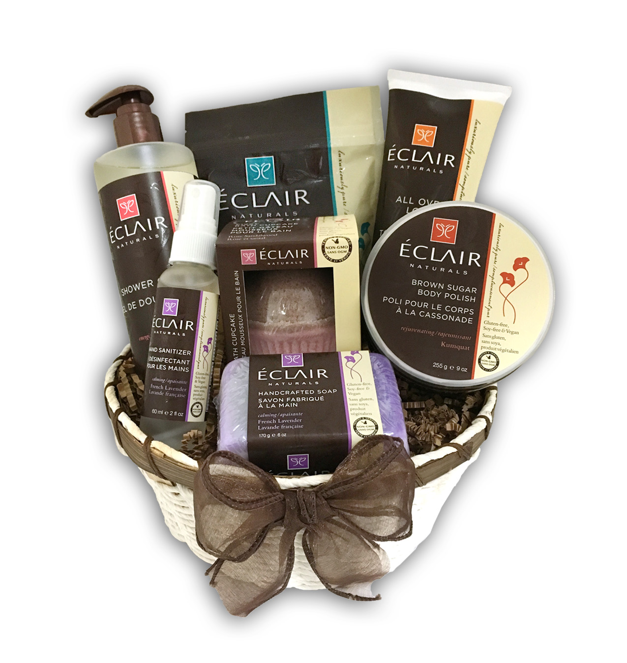 Eclair Naturals: And The Winner Of The Gift Basket Is?