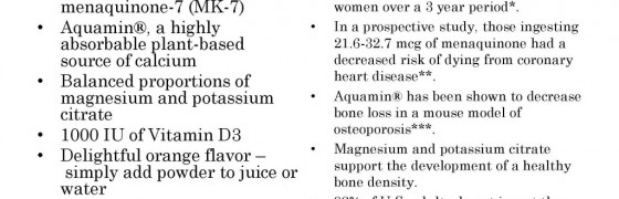 Gluten Free Therapeutics Inc  the makers of CeliVites Bone Health for   _Page_5